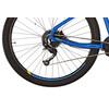 "ORBEA Keram 15 29"" E-mountainbike gul/blå"